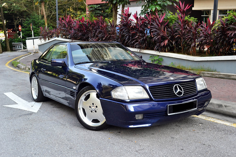 Mercedes-Benz 300SL 1990