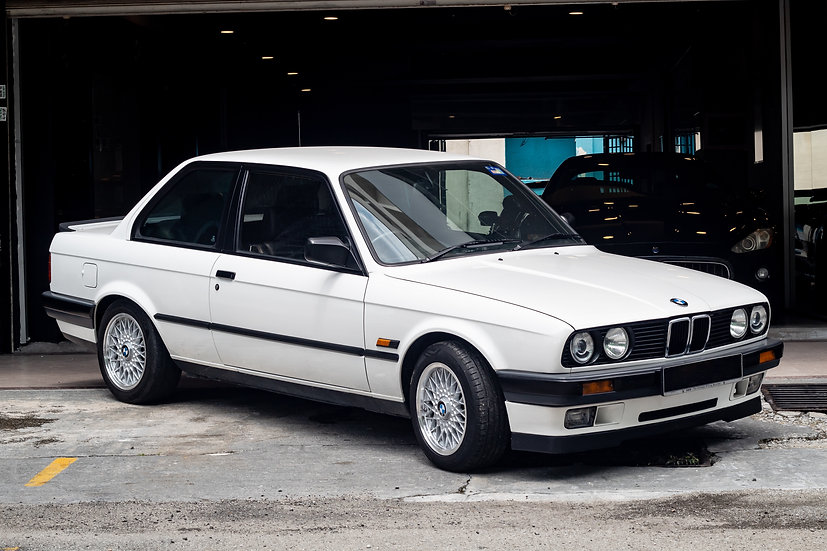 BMW 316i 1989