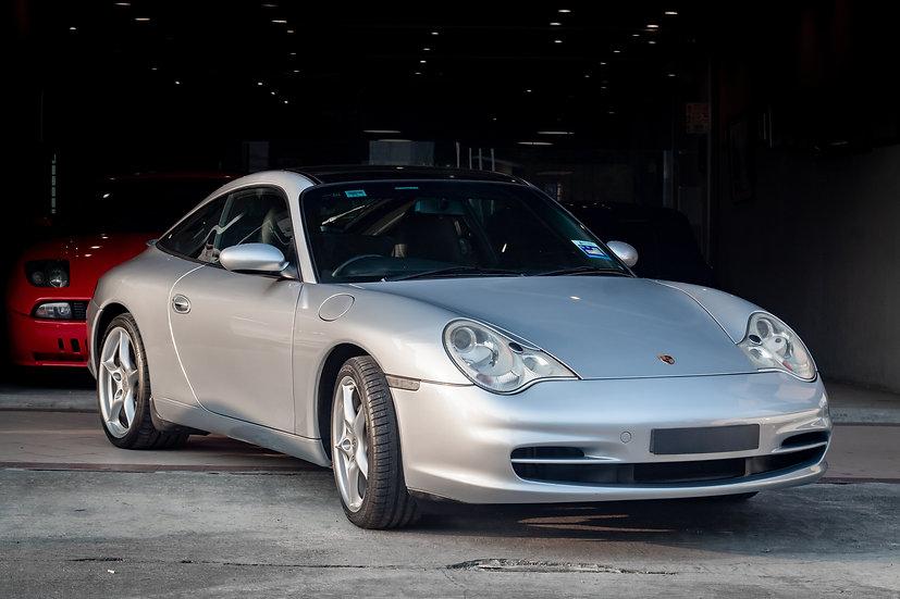 Porsche 911 Targa 2002