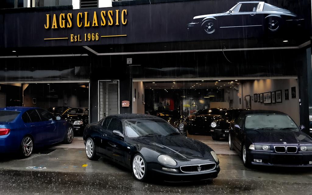 Jags Classic Malaysia S Premier Classic Car Dealership