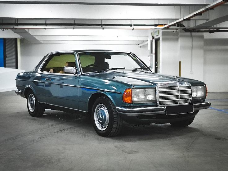 Mercedes Benz 230CE 1981