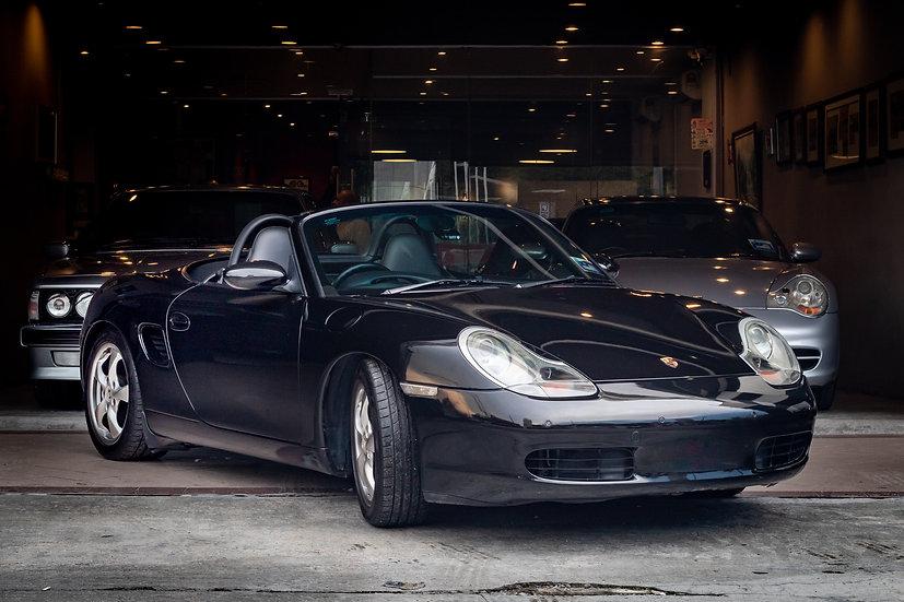 Porsche Boxster 2.7 2001
