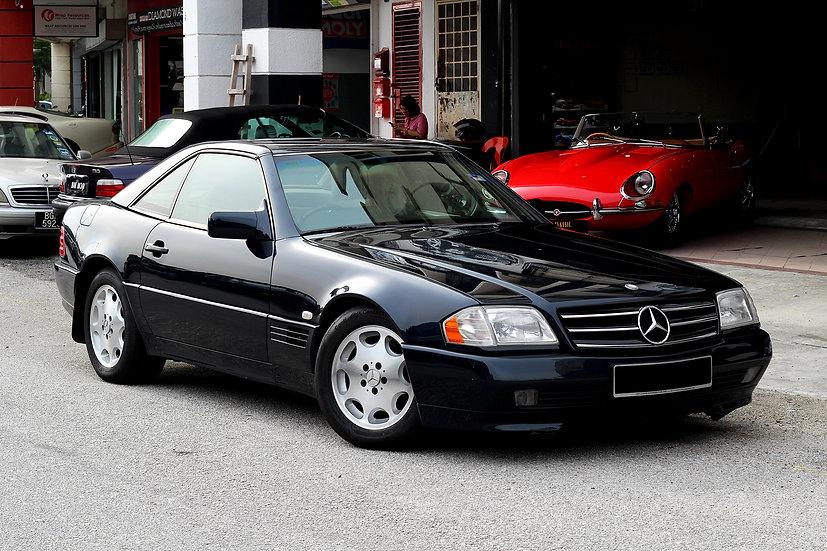 Mercedes-Benz 300SL 24-valve 1991
