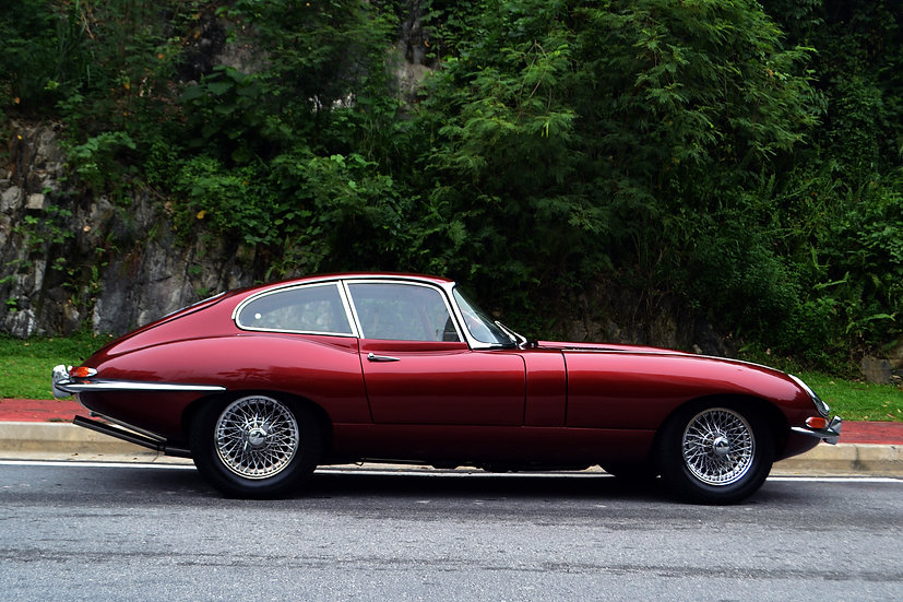 Jaguar E-Type Series 1 3.8 1964