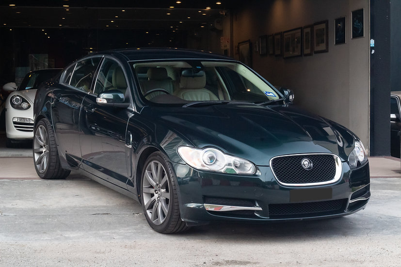 Jaguar XF 3.0 2008