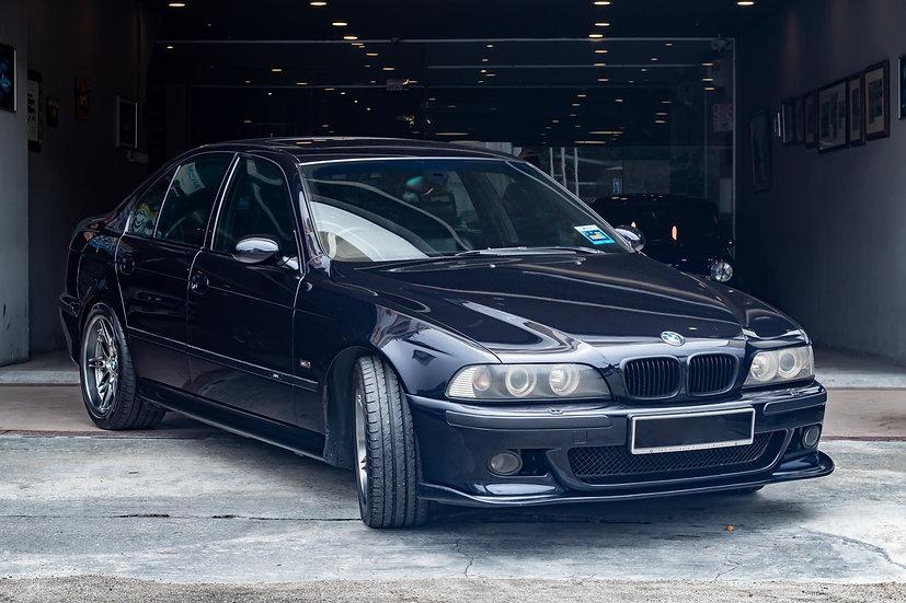BMW M5 (E39) 2000