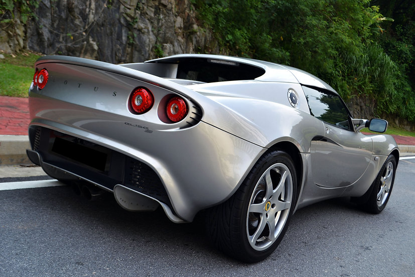 Lotus Elise S2 Touring Spec