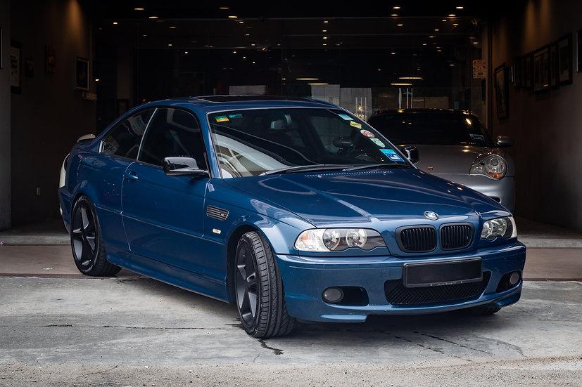 BMW 318Ci M-Sport 2001
