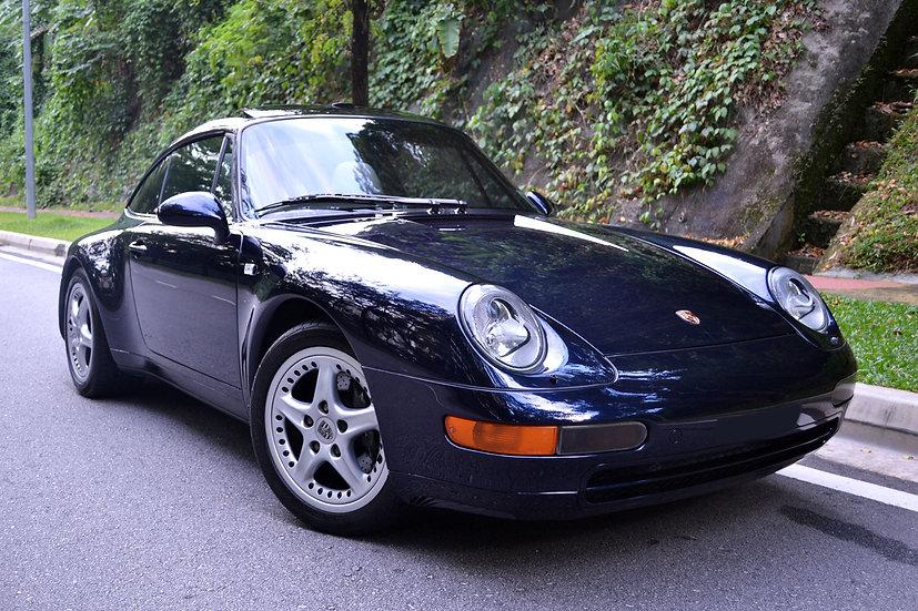 Porsche 911 (993) Targa 1996