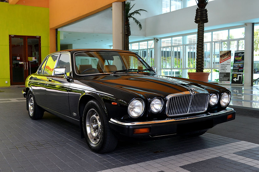 Jaguar XJ6 Series 3 1986