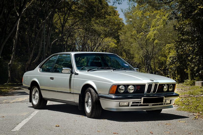 BMW 635CSi E24 1984