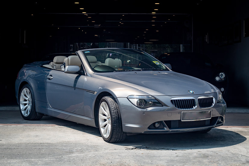 BMW 630Ci Convertible 2006
