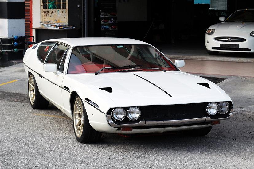 Lamborghini Espada Series II 1972