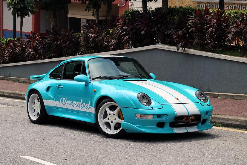 Porsche 911 Supercharged 1990