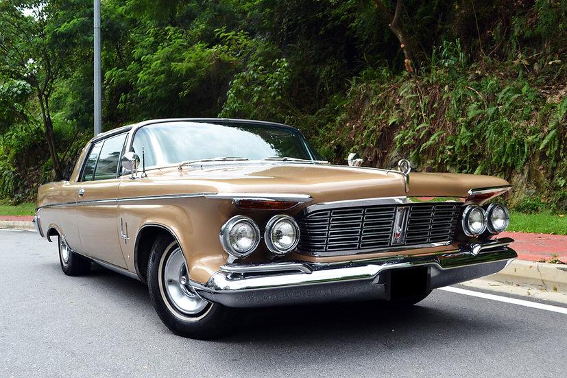 Chrysler Imperial Custom Southampton Two-Door 1963