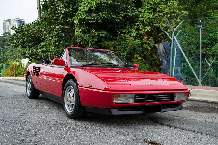 Ferrari Mondial 3.2 Cabriolet 1988