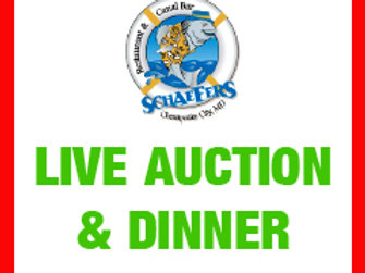 2019 Adult SWAC Live Auction & Dinner Ticket