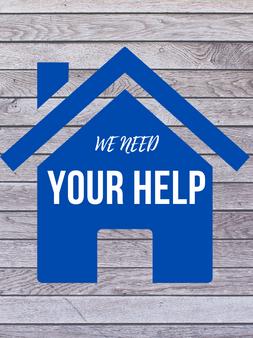 We Need You: Looking for Volunteers