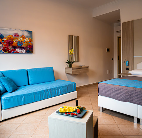 Hotel San marco Napoli - Room for four -