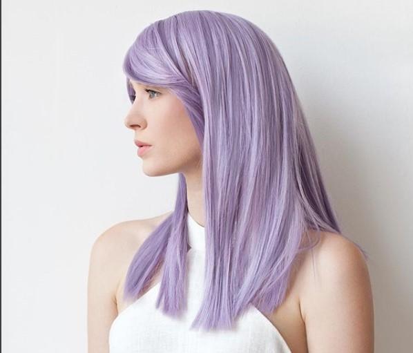 Hmelt purple
