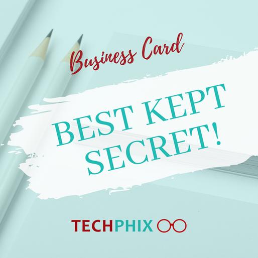 Business Card - Best Kept Secret