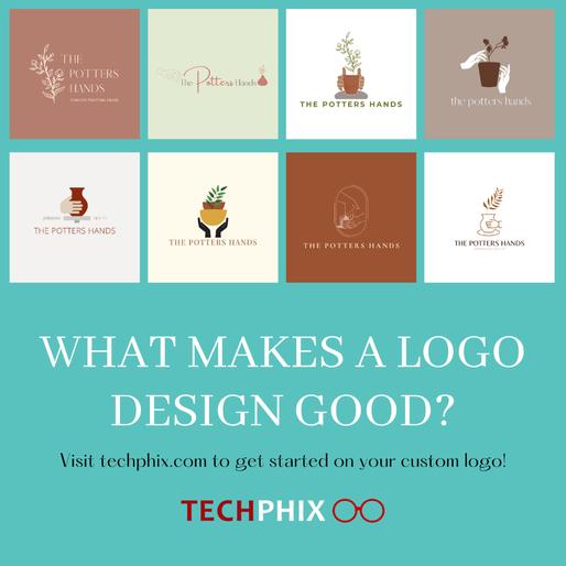 What makes a logo design good?