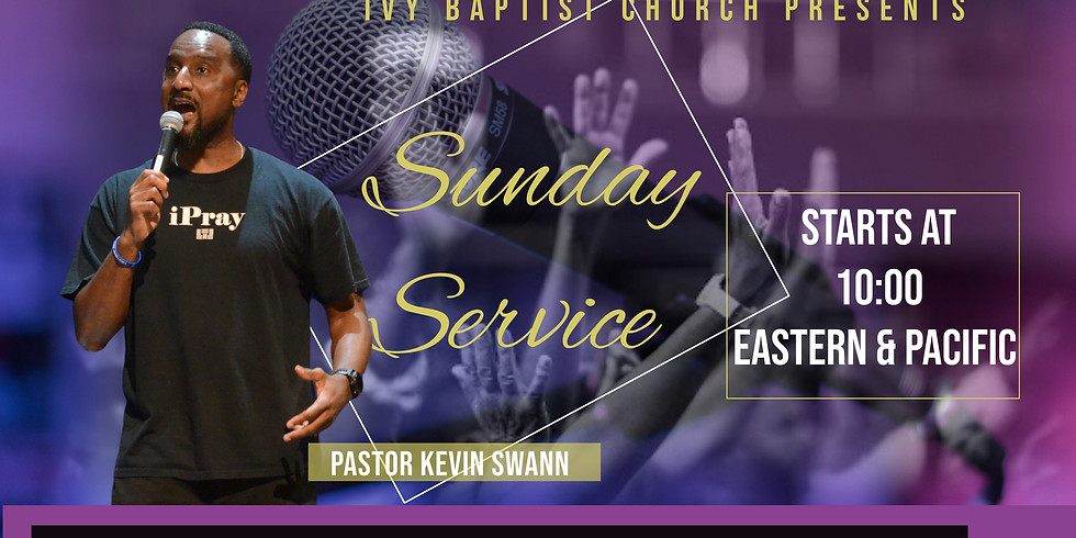 Sunday Morning Praise Party