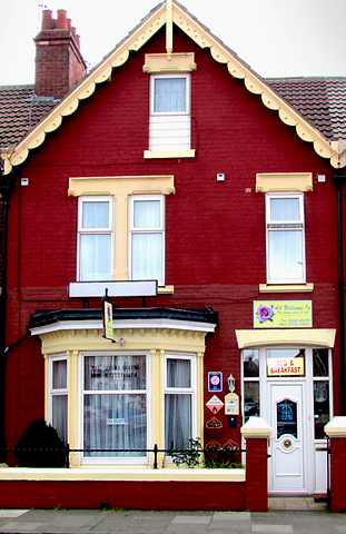 All Welcome In Guest House Redcar