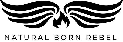Natural Born Rebel logo BW.jpg