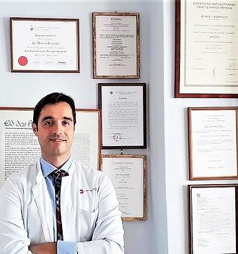ΘΩΜΑΣ ΘΩΜΑΙΔΗΣ MD PhD Γαστρεντερολόγος - Επεμβατικός Ενδοσκόπος