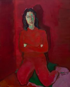 Linda Montano – Red Year #1