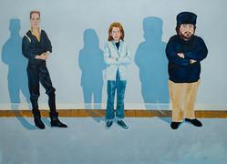 Jennifer Bilek, Linda Montano, Stephen Kolpan – Blue Year #1