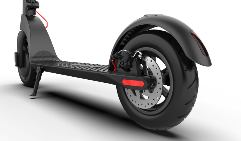 Levy Electric Scooter Brake