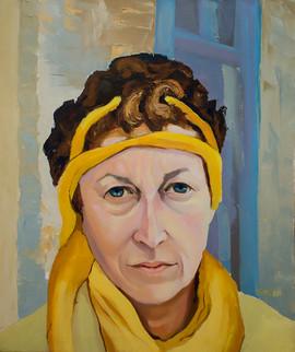 Linda Montano - Yellow Year #1