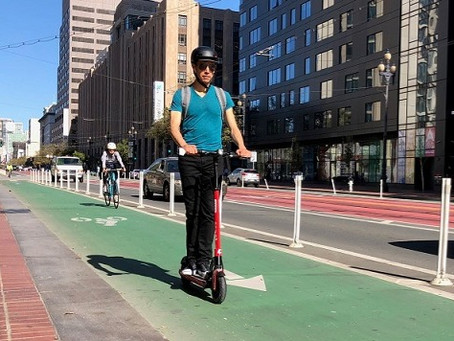 Are Electric Scooters that dangerous?