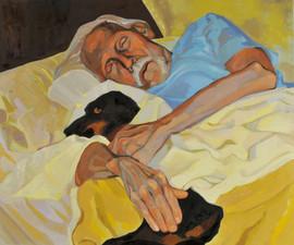 Portrait of the Artist Gray Foy