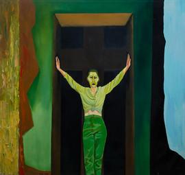Linda Montano – Green Year #2