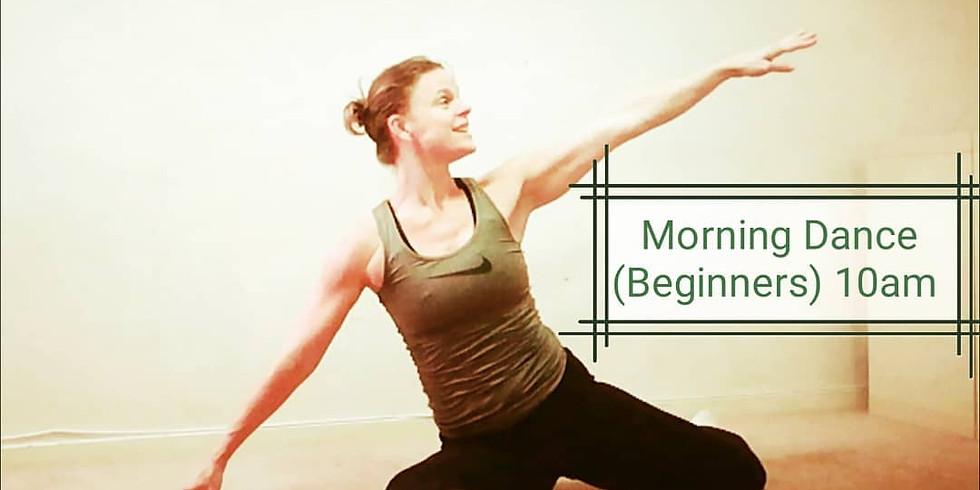 Online Morning Dance (Beginners)