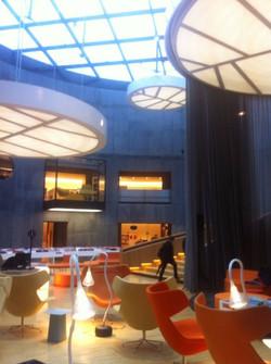 mediatheque Oscar Niemeyer