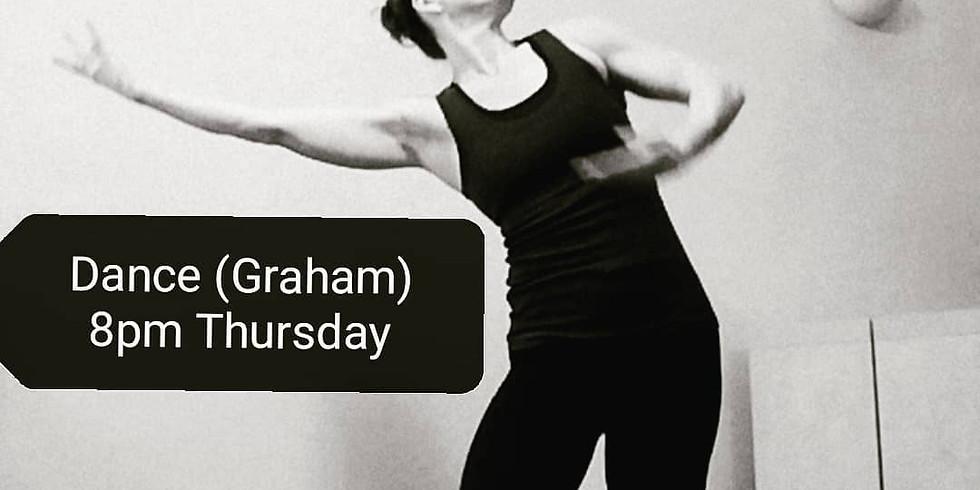 Online Dance (Graham) Thursday