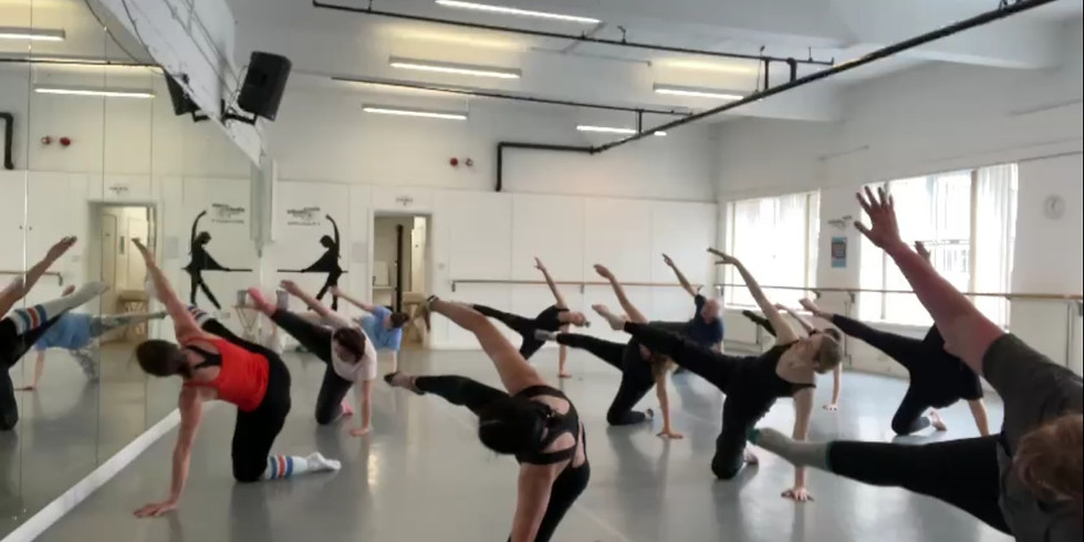 Graham Dance Workshop