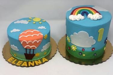 Cutom Birthday Cake