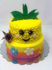 Under the Sea Festive Cake