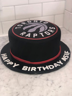 Toronoto Raptors Custom Birthday Cake