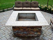 Outdoor Living of New Jersey  Wood Fire Pit