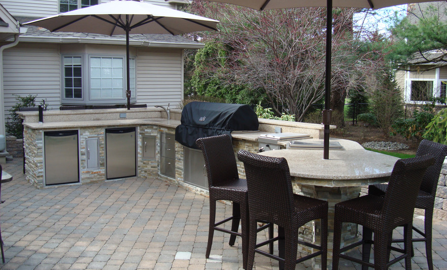 classic outdoor seating