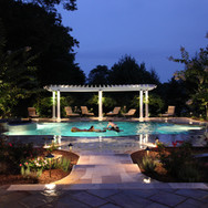 Montvale Project with LED lights