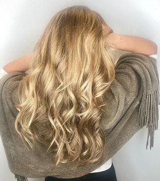 JC Christophers Blonde Balayage Hair