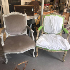 Recycled Chairs - Vintage Fusion Furnitu