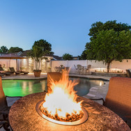 Outdoor Living on NJ Fire Pit